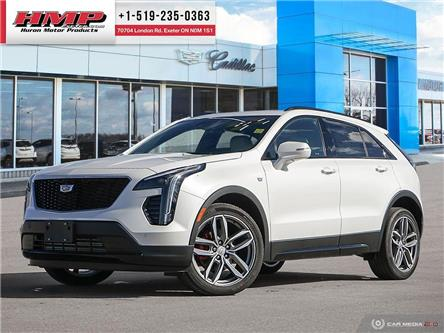 2021 Cadillac XT4 Sport (Stk: 88466) in Exeter - Image 1 of 27