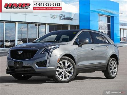2021 Cadillac XT5 Sport (Stk: 88443) in Exeter - Image 1 of 27