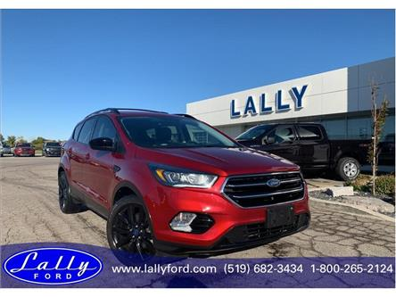 2017 Ford Escape SE (Stk: 5949A) in Tilbury - Image 1 of 17