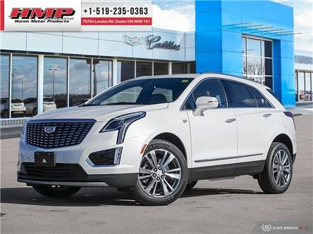 2021 Cadillac XT5 Premium Luxury (Stk: 88442) in Exeter - Image 1 of 27