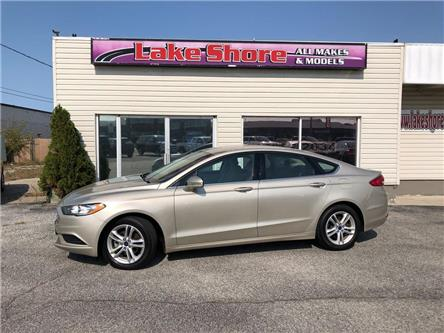 2018 Ford Fusion SE (Stk: K9340) in Tilbury - Image 1 of 18