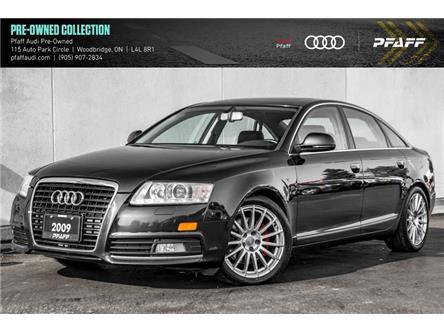 2009 Audi A6 3.2 Premium (Stk: C7814A) in Woodbridge - Image 1 of 21