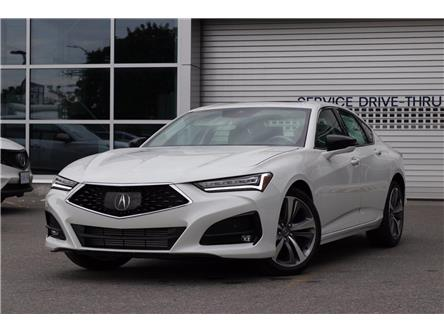 2021 Acura TLX Platinum Elite (Stk: 19381) in Ottawa - Image 1 of 30