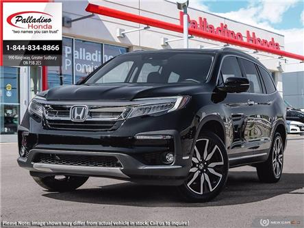 2021 Honda Pilot Touring 8P (Stk: 22815) in Greater Sudbury - Image 1 of 18