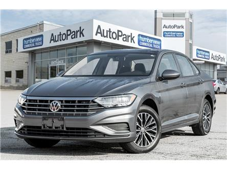 2019 Volkswagen Jetta 1.4 TSI Highline (Stk: APR9653) in Mississauga - Image 1 of 19