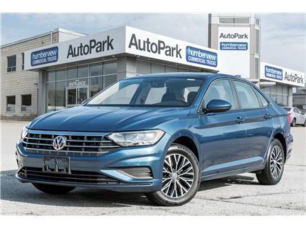 2019 Volkswagen Jetta 1.4 TSI Highline (Stk: APR9642) in Mississauga - Image 1 of 19