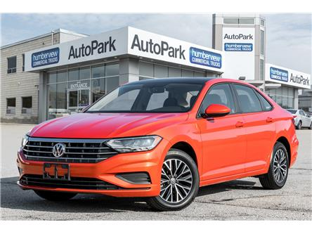 2019 Volkswagen Jetta 1.4 TSI Highline (Stk: APR9639) in Mississauga - Image 1 of 19