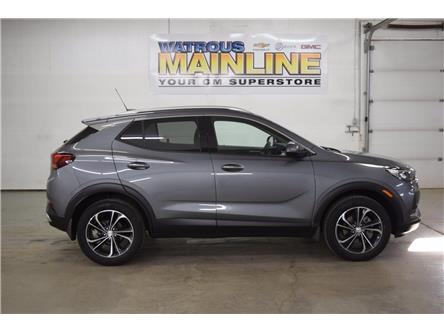 2021 Buick Encore GX Essence (Stk: M01022) in Watrous - Image 1 of 44