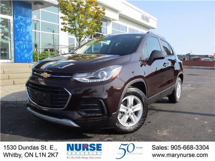 2021 Chevrolet Trax LT (Stk: 21U016) in Whitby - Image 1 of 22