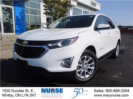 2021 Chevrolet Equinox LT (Stk: 21T004) in Whitby - Image 1 of 29
