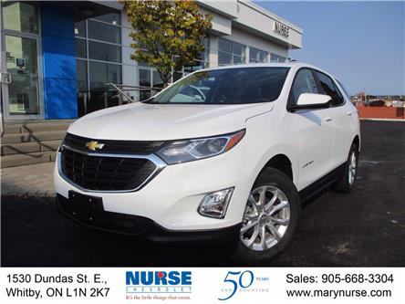 2021 Chevrolet Equinox LT (Stk: 21T006) in Whitby - Image 1 of 29