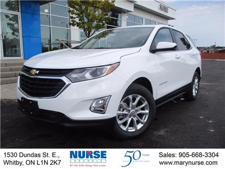 2021 Chevrolet Equinox LT (Stk: 21T011) in Whitby - Image 1 of 28
