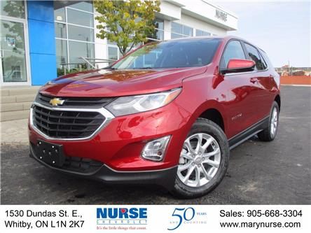 2021 Chevrolet Equinox LT (Stk: 21T012) in Whitby - Image 1 of 28