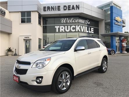 2015 Chevrolet Equinox 2LT (Stk: 15075A) in Alliston - Image 1 of 17