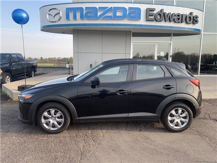 2016 Mazda CX-3 GX (Stk: 22460) in Pembroke - Image 1 of 11