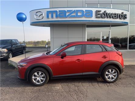 2018 Mazda CX-3 GX (Stk: 22463) in Pembroke - Image 1 of 11