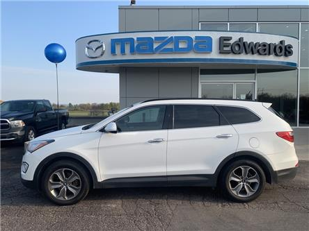 2016 Hyundai Santa Fe XL Base (Stk: 22464) in Pembroke - Image 1 of 10