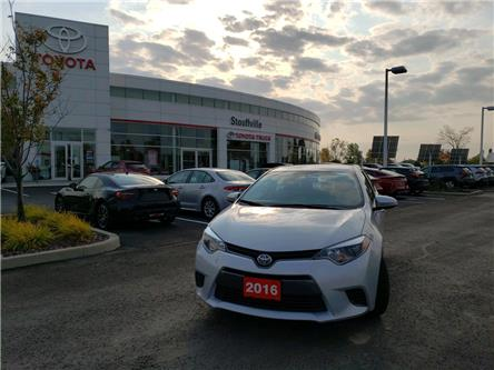 2016 Toyota Corolla LE (Stk: 200960A) in Whitchurch-Stouffville - Image 1 of 13