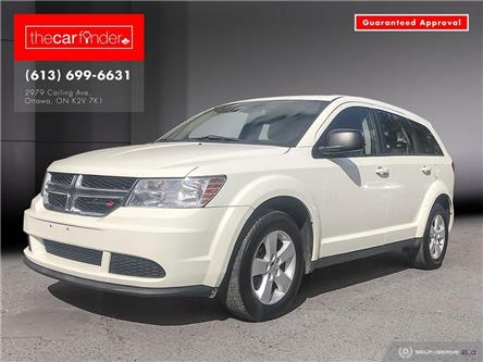 2014 Dodge Journey CVP/SE Plus (Stk: ) in Ottawa - Image 1 of 23