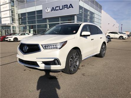 2019 Acura MDX Elite (Stk: A4278) in Saskatoon - Image 1 of 20