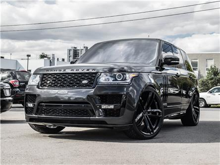 2014 Land Rover Range Rover 5.0L V8 Supercharged Autobiography (Stk: 167685) in Toronto - Image 1 of 30