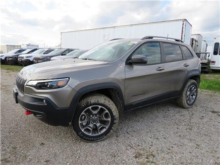 2020 Jeep Cherokee Trailhawk (Stk: 95407) in St. Thomas - Image 1 of 17