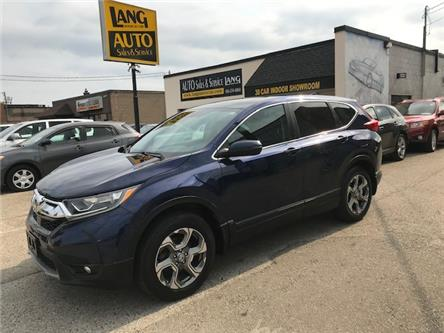 2018 Honda CR-V EX-L (Stk: ) in Etobicoke - Image 1 of 20
