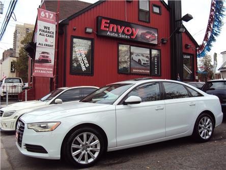 2012 Audi A6 3.0 Premium Plus (Stk: ) in Ottawa - Image 1 of 28