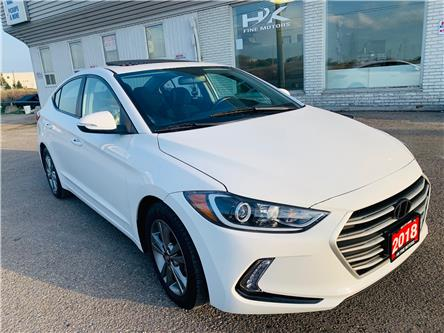 2018 Hyundai Elantra GLS (Stk: ) in Pickering - Image 1 of 15