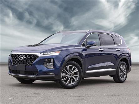 2020 Hyundai Santa Fe Luxury 2.0 (Stk: H6063) in Toronto - Image 1 of 10