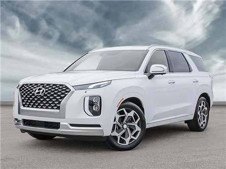 2021 Hyundai Palisade Ultimate Calligraphy (Stk: H6144) in Toronto - Image 1 of 10