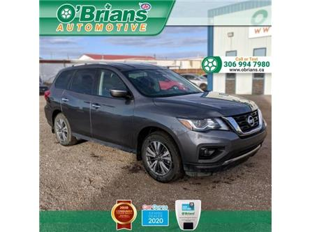 2019 Nissan Pathfinder SV Tech (Stk: 13809A) in Saskatoon - Image 1 of 23