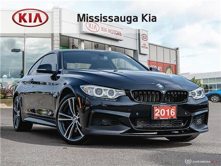 2016 BMW 435i xDrive (Stk: 4501P) in Mississauga - Image 1 of 25