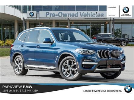 2020 BMW X3 xDrive30i (Stk: PP9444) in Toronto - Image 1 of 22