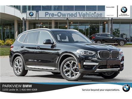 2020 BMW X3 xDrive30i (Stk: PP9445) in Toronto - Image 1 of 22