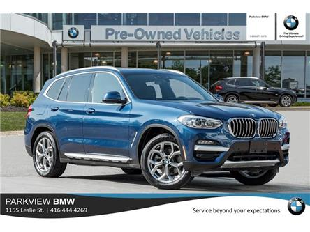 2020 BMW X3 xDrive30i (Stk: PP9447) in Toronto - Image 1 of 22
