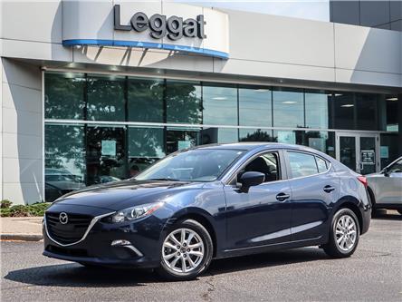 2016 Mazda Mazda3 GS (Stk: 2308LT) in Burlington - Image 1 of 23