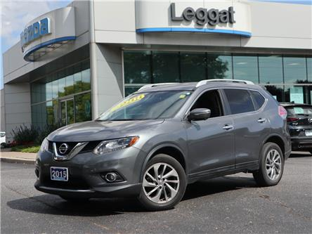 2015 Nissan Rogue  (Stk: 205151A) in Burlington - Image 1 of 20