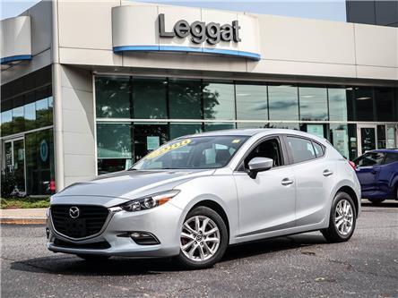 2018 Mazda Mazda3 Sport  (Stk: 2325LT) in Burlington - Image 1 of 22