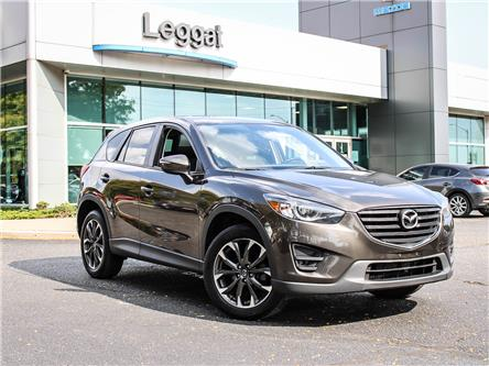 2016 Mazda CX-5 GT (Stk: 2338LT) in Burlington - Image 1 of 9