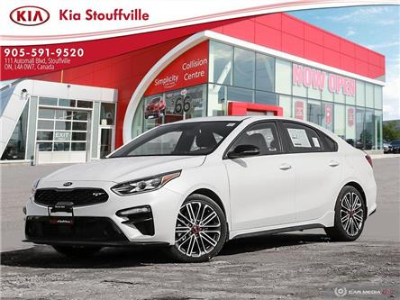 2021 Kia Forte  (Stk: 21084) in Stouffville - Image 1 of 26