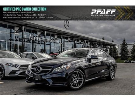 2016 Mercedes-Benz E-Class Base (Stk: 39530A) in Kitchener - Image 1 of 22