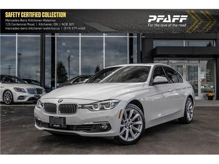 2017 BMW 330i xDrive Sedan (8D97) (Stk: K4154) in Kitchener - Image 1 of 22