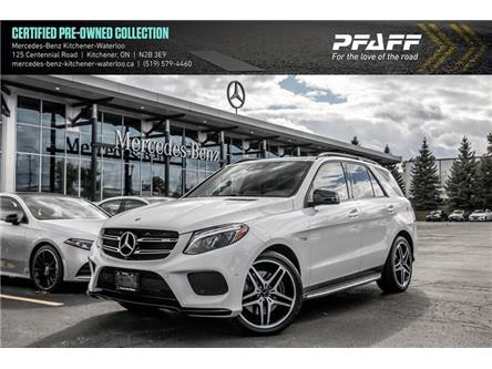 2017 Mercedes-Benz AMG GLE 43 Base (Stk: K4167) in Kitchener - Image 1 of 22
