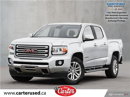 2016 GMC Canyon SLT (Stk: 19327L) in Calgary - Image 1 of 27