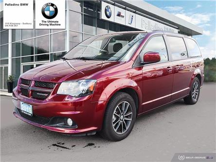 2019 Dodge Grand Caravan GT (Stk: U0219A) in Sudbury - Image 1 of 31