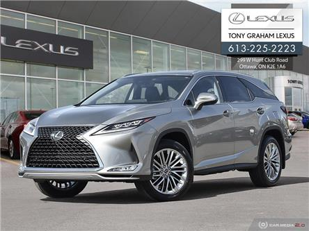 2021 Lexus RX 350L Base (Stk: P9036) in Ottawa - Image 1 of 30