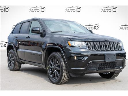 2021 Jeep Grand Cherokee Laredo (Stk: 44198) in Innisfil - Image 1 of 28