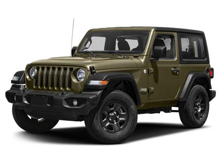 2021 Jeep Wrangler Sport (Stk: M504506) in Surrey - Image 1 of 9