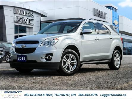 2015 Chevrolet Equinox 2LT (Stk: 229117A) in Etobicoke - Image 1 of 27